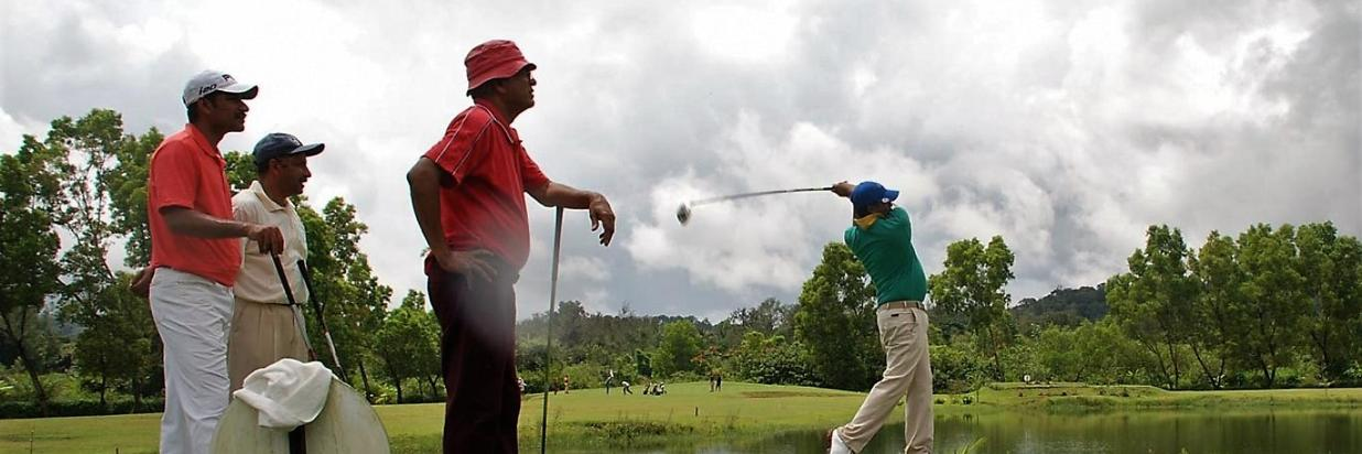 Come golf @ Coorg Golf Links