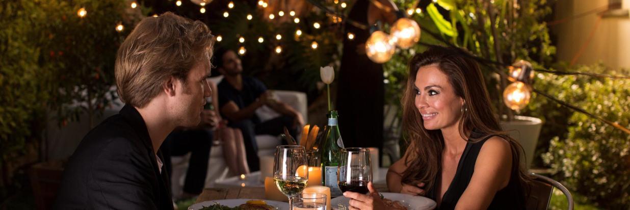Propuesta de Matrimonio? Celebra el amor con una cena romántica en House Restaurante! el Spot Mas Romántico De Cuernavaca. En el interior de Las Casas B+B Boutique Hotel, Spa & Restaurante, Cuernavaca.