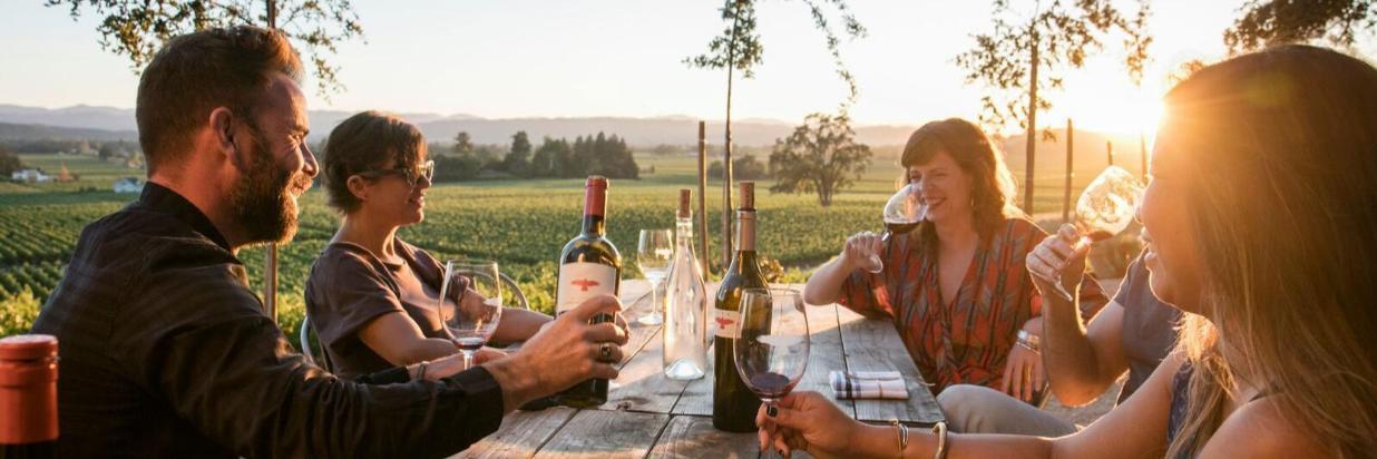 ワインの景観