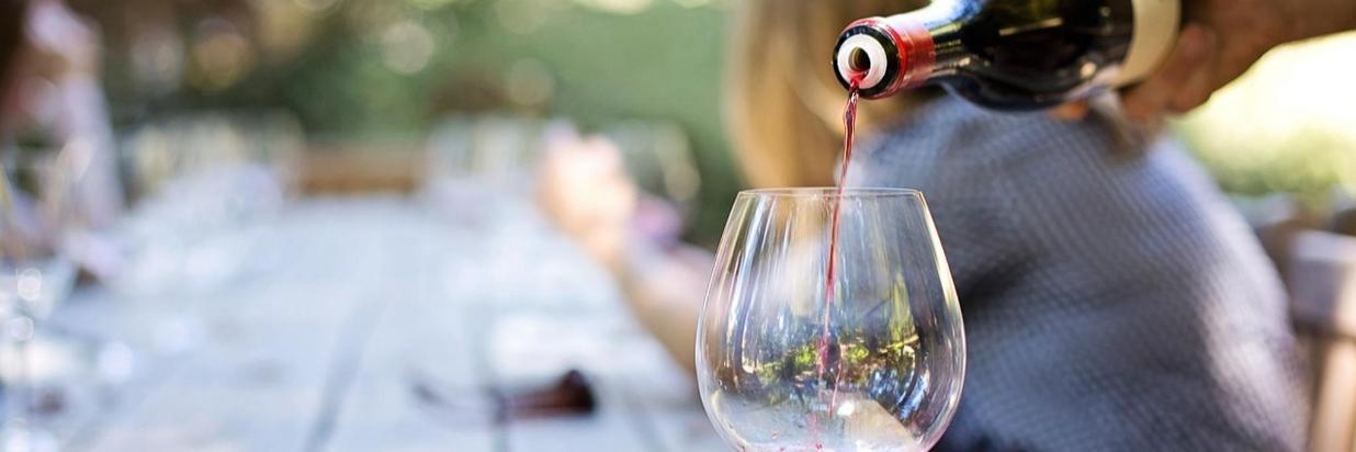 Wine scape