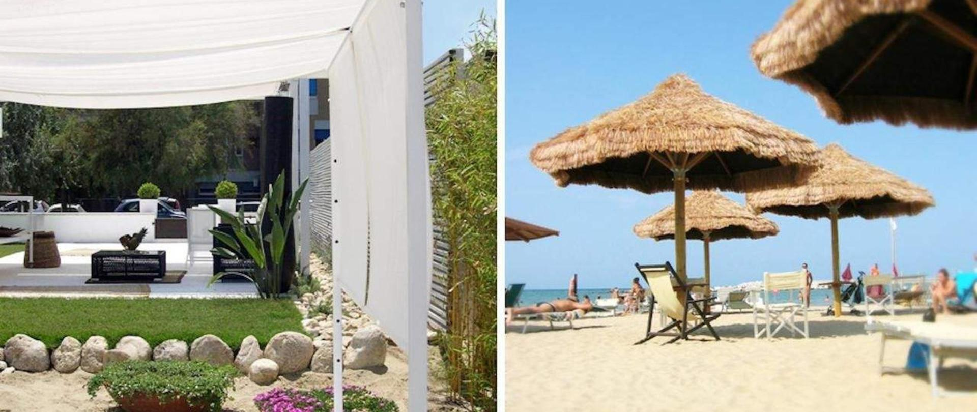 Pescara Strand hotel salus pescara italy