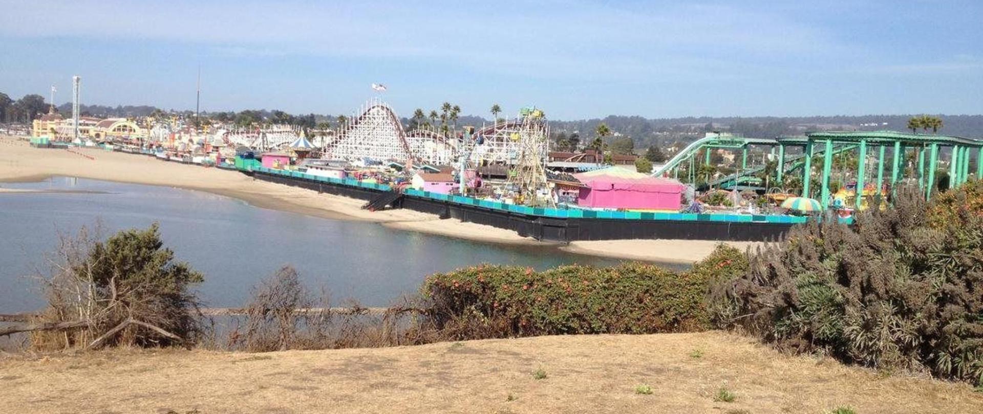 Walking Distance to Santa Cruz Boardwalk