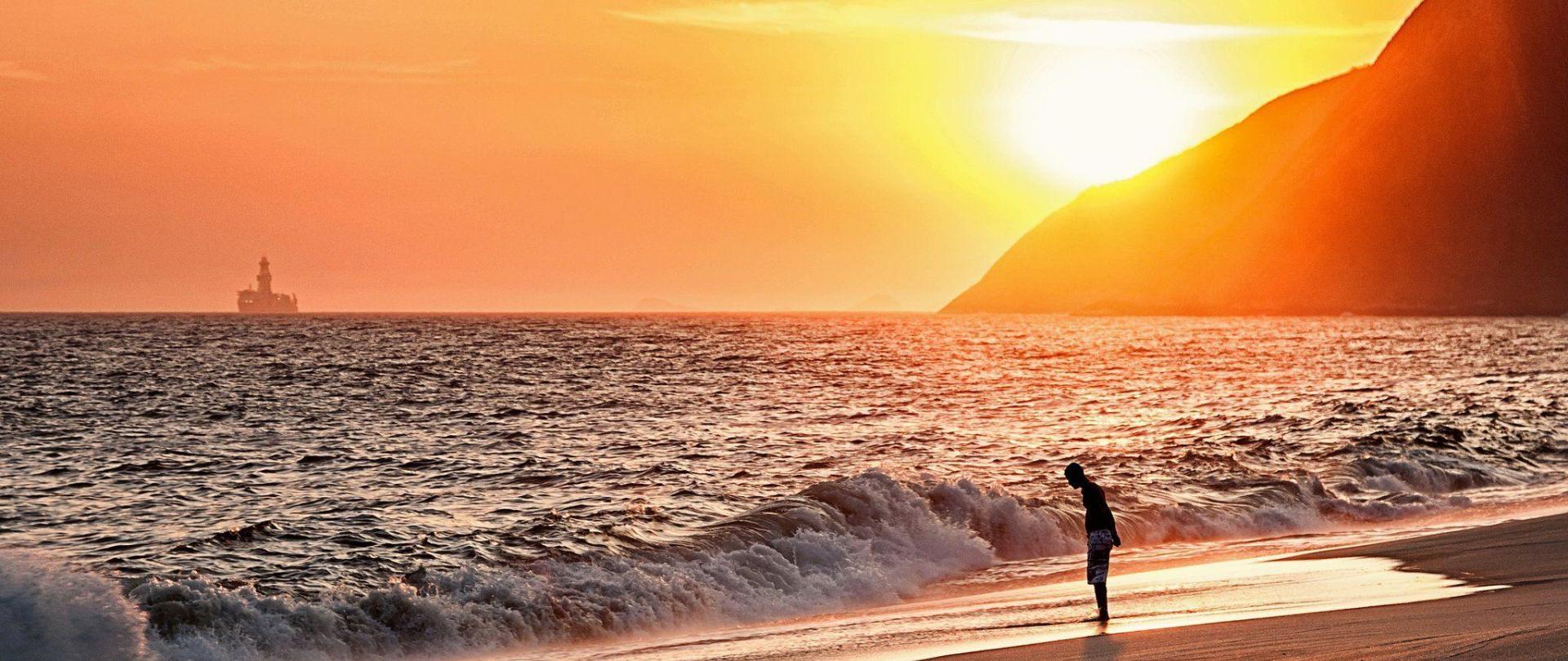 5 o homem e o mar