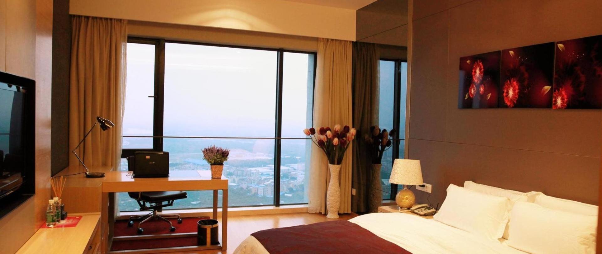 Checkinn International Apartment Guangzhou Pazhou Poly World Trade Branch China