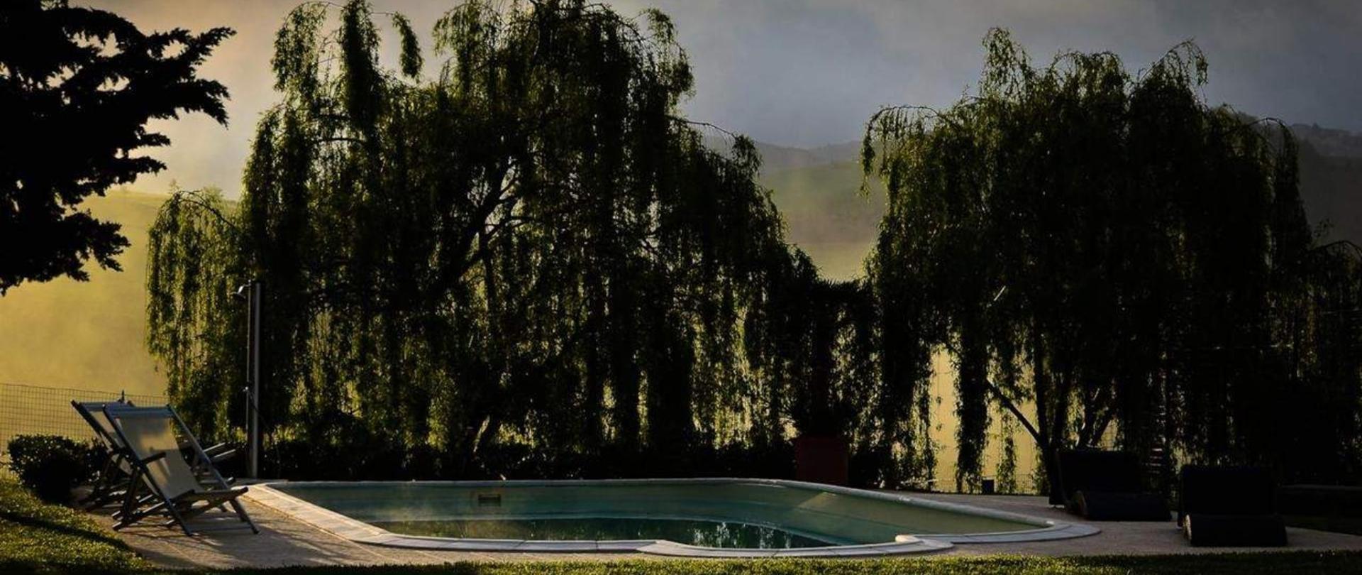 Podere Assolatina Agriturismo – San Casciano dei Bagni – Italy