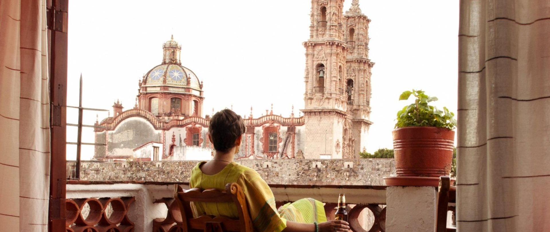 Hotel Mi Casita, El Estudio - Room with a view ©Kelly Fajack