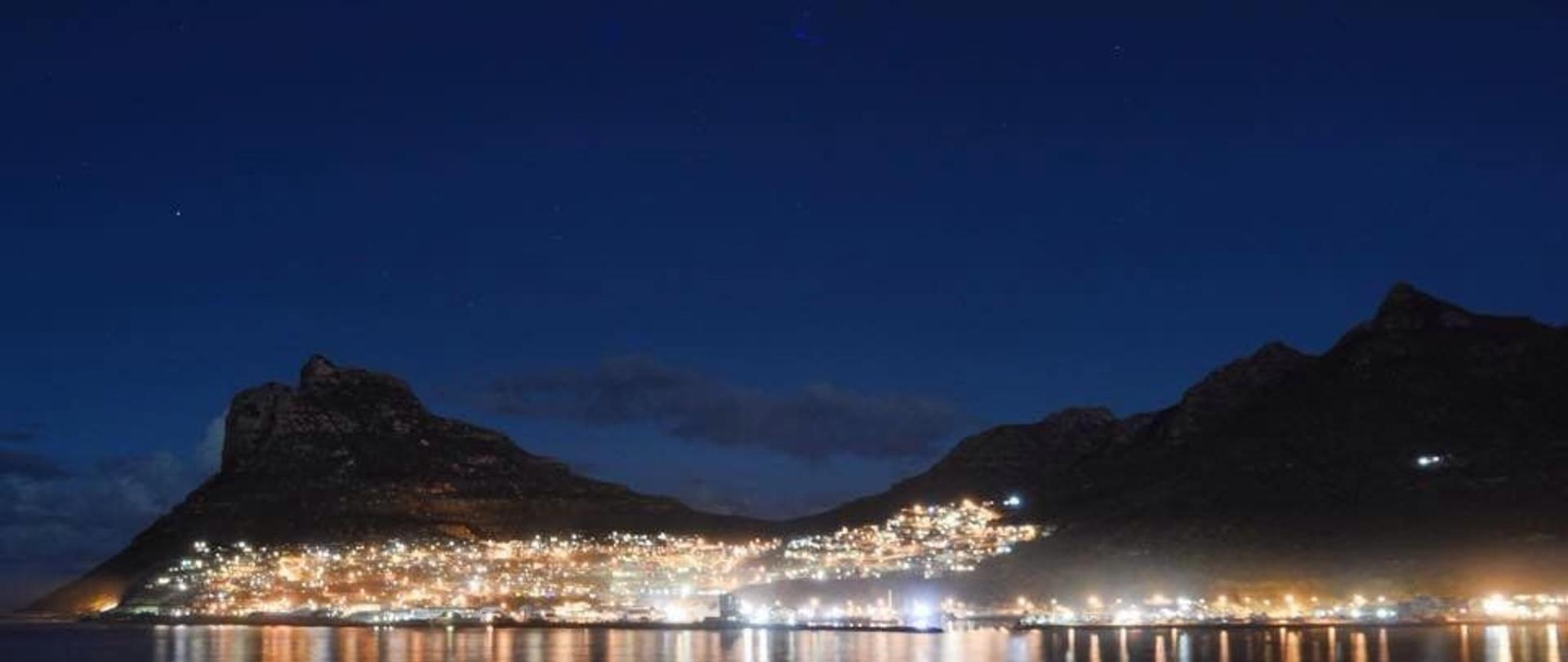 Flora Bay night view