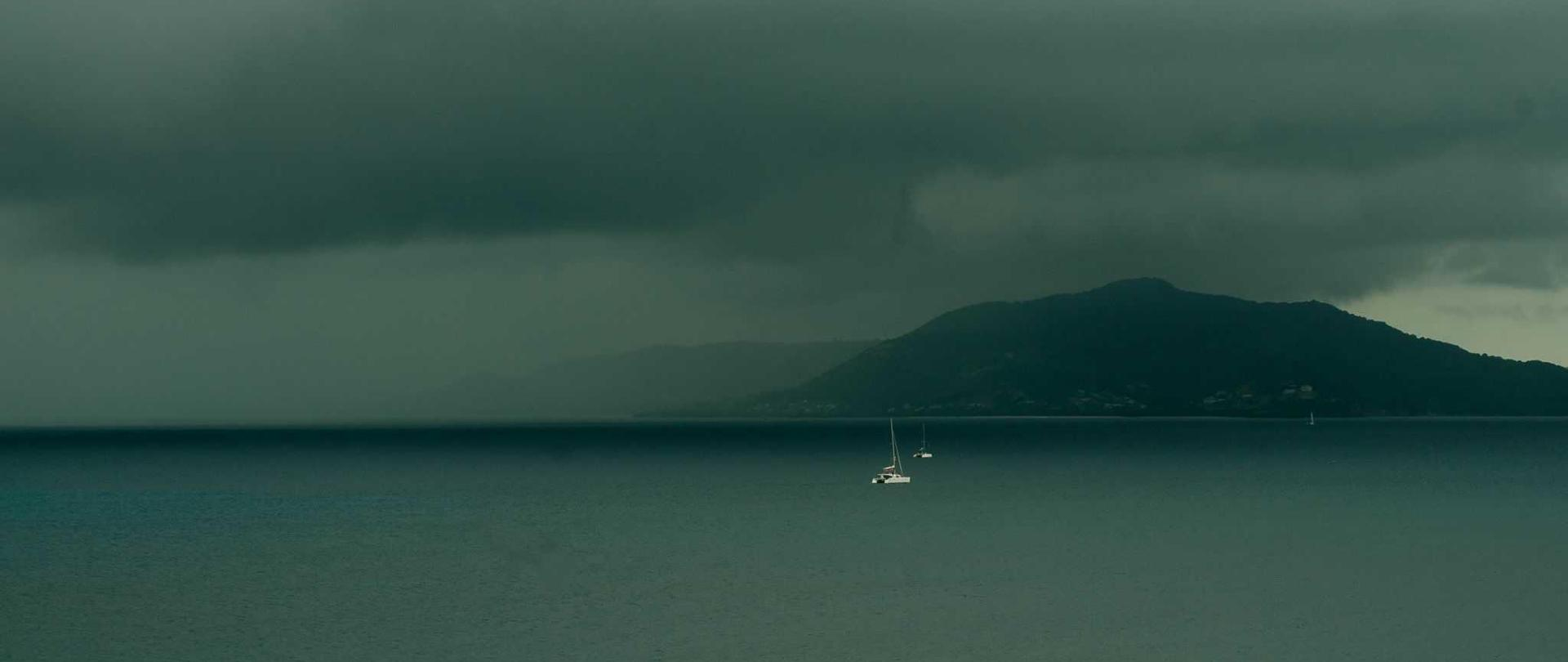 Squall approaching Carriacou from Saint Joseph's.jpg