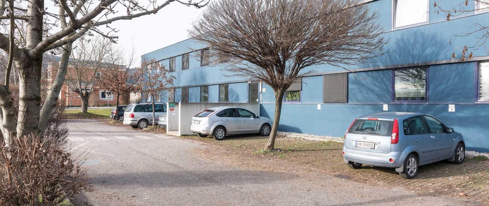 kostenloser Parkplatz Apartments Graz
