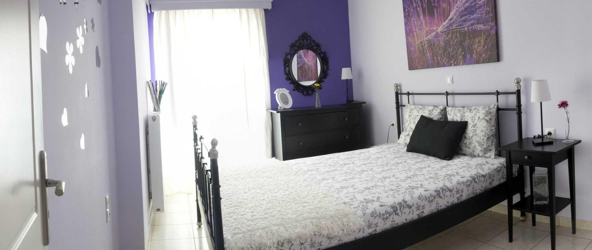 Lavender Flat, Bedroom