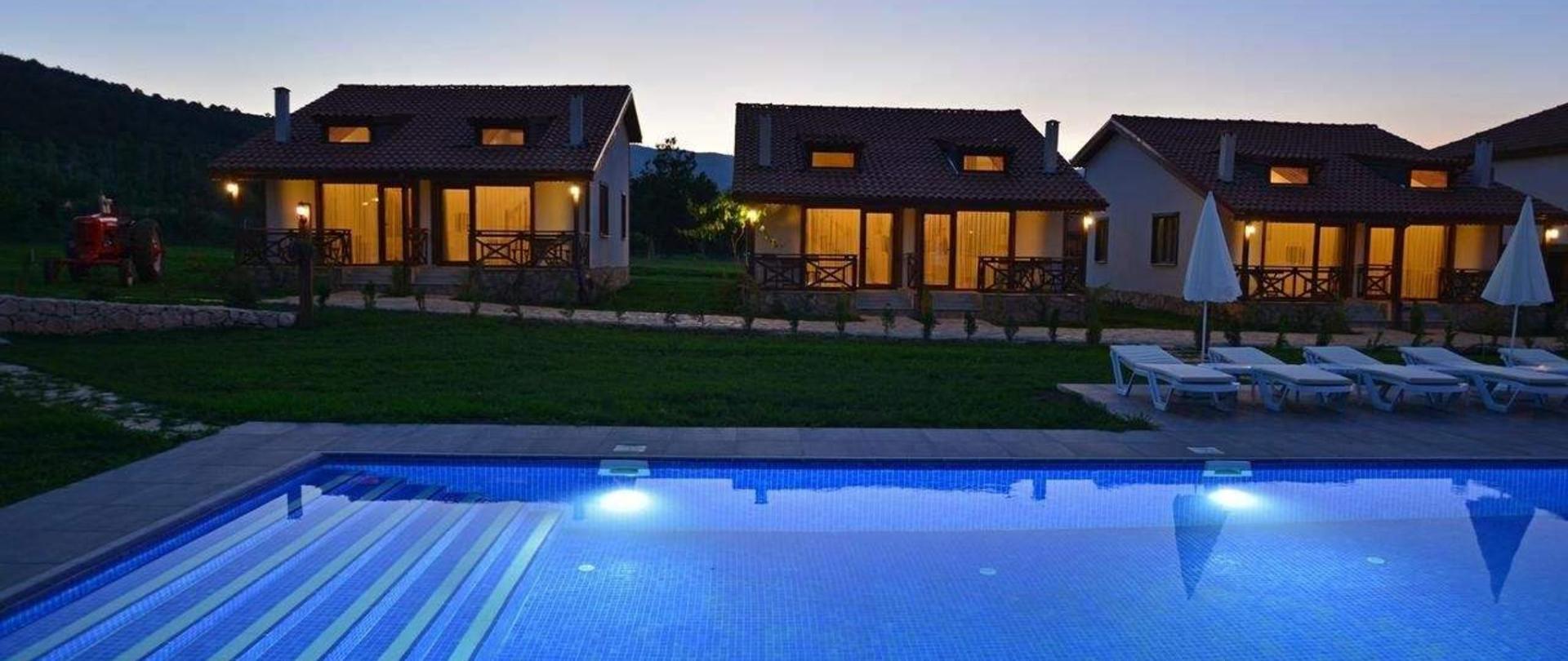 Tefenni Villas Pool
