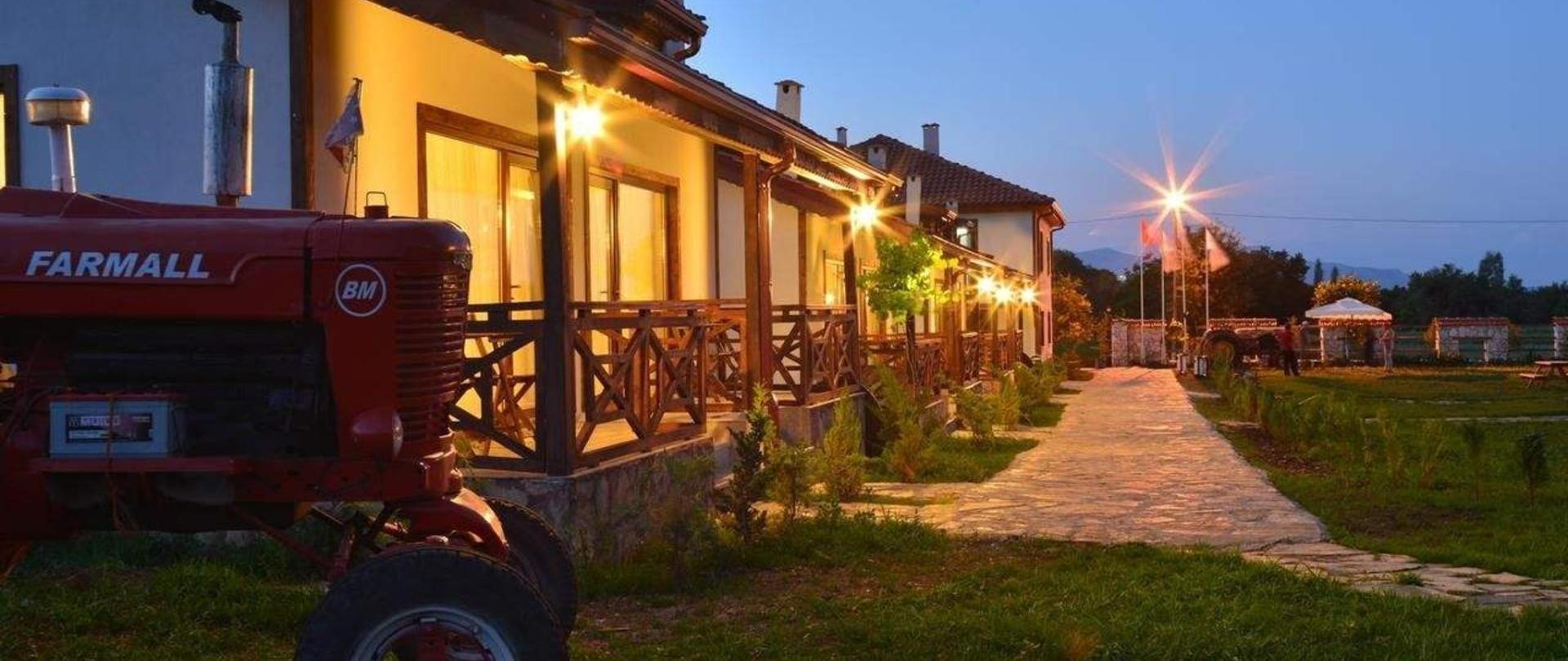 Tefenni Villas Night