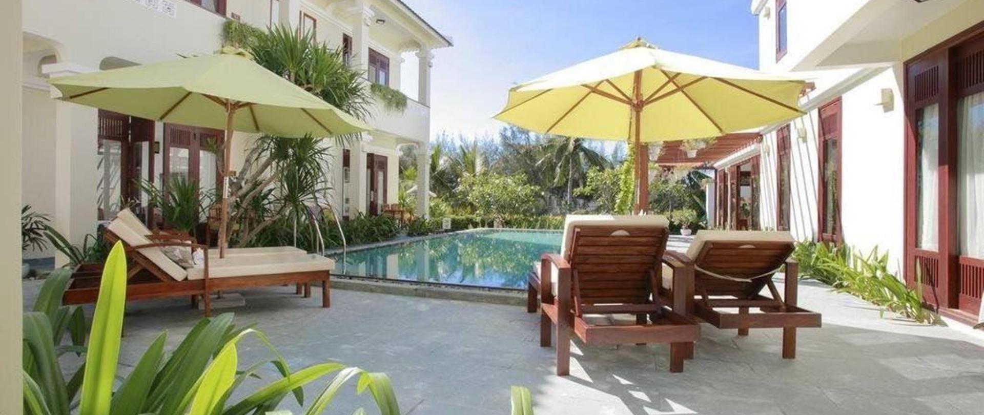 Green Boutique Villa Hoi An Vietnam