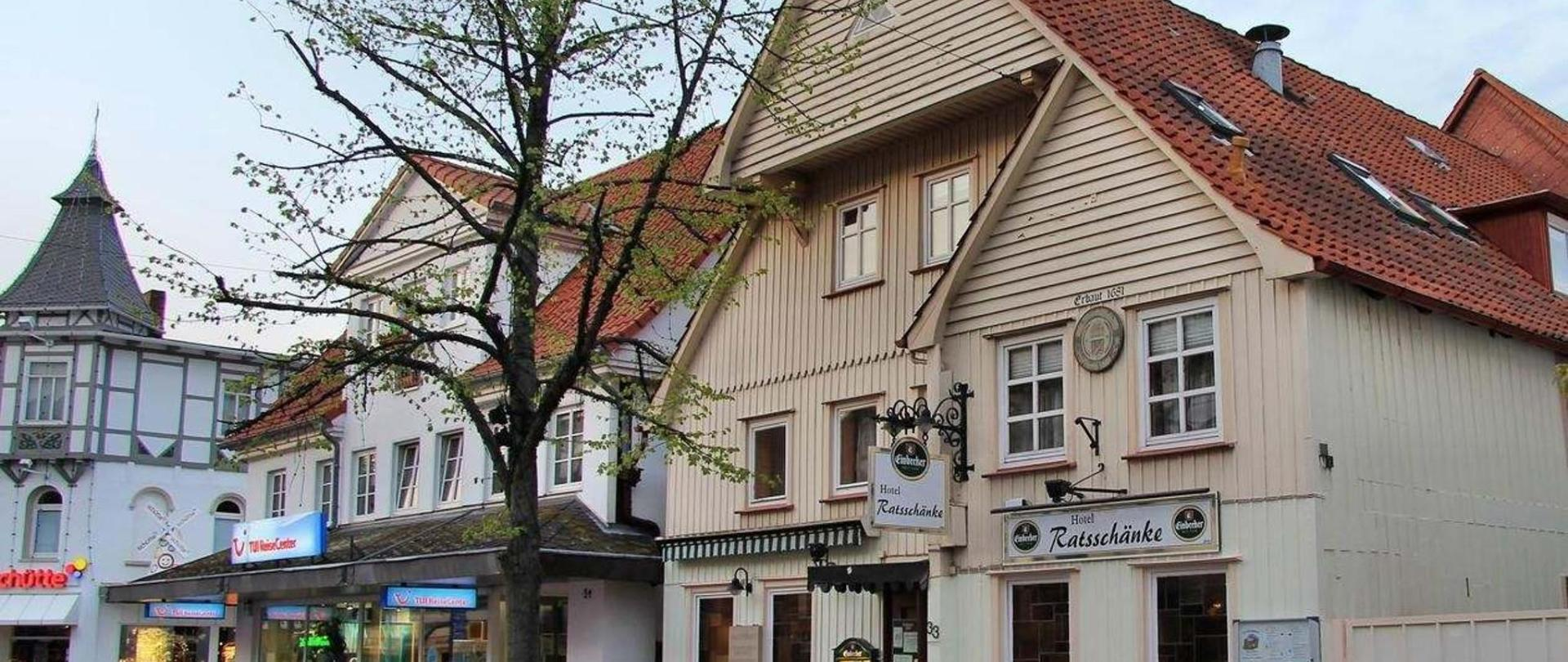 Ratsschänke - Hotel Garni - Gifhorn - Deutschland – Ratsschänke ...