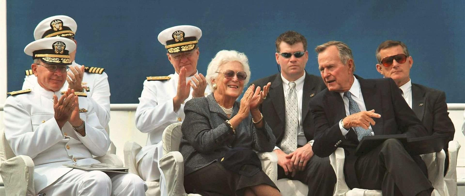 us-navy-030906-n-2383b-018-president-george-h-w-bush-and-former-first-lady-barbara-bush-seated-with-adm-vern-clark-during-the-keel-laying-ceremony-for-george-h-w-buch-cvn-771.jpg.1920x810_0_48_10000.jpeg.1920x0.jpeg