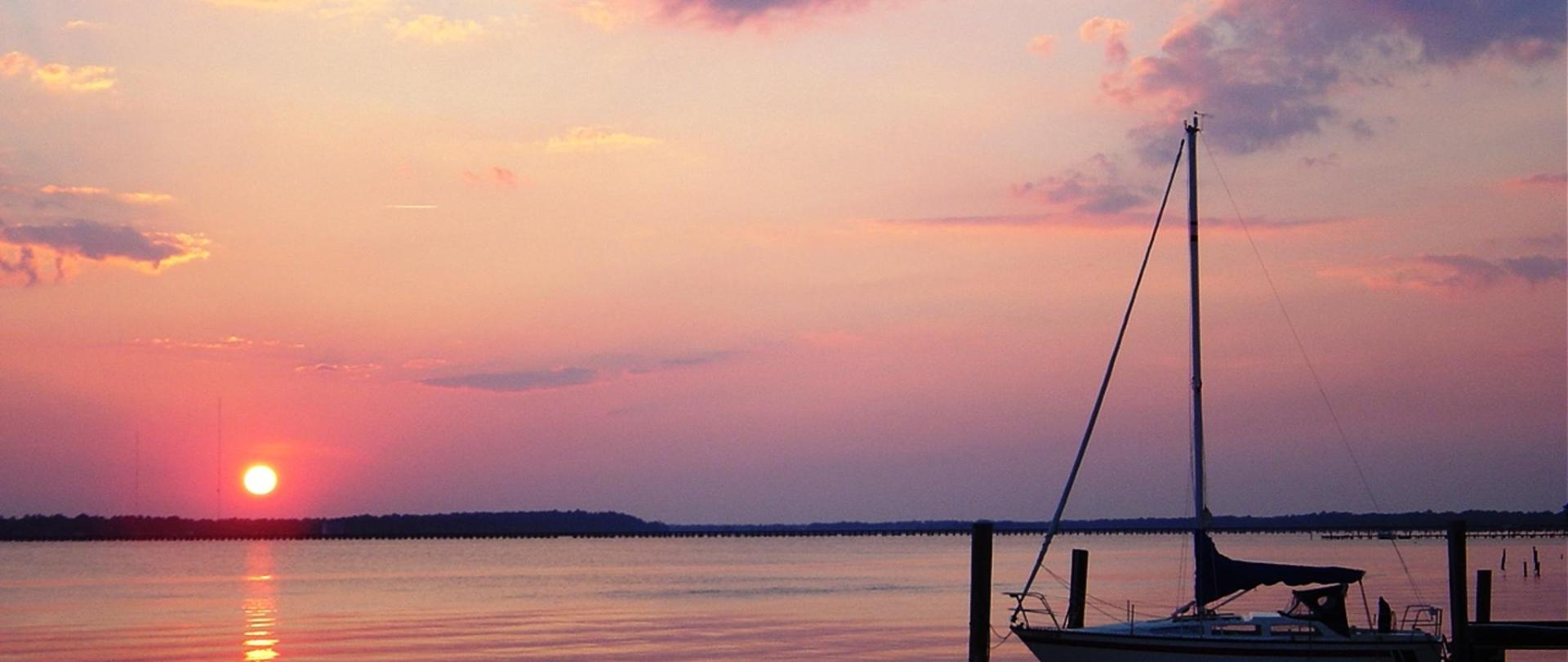 Booth Bay Sunset.JPG