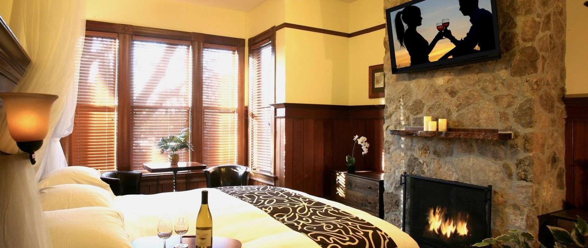 Hotel Napa Valley, an Old World Inn - Napa, CA - United States ...