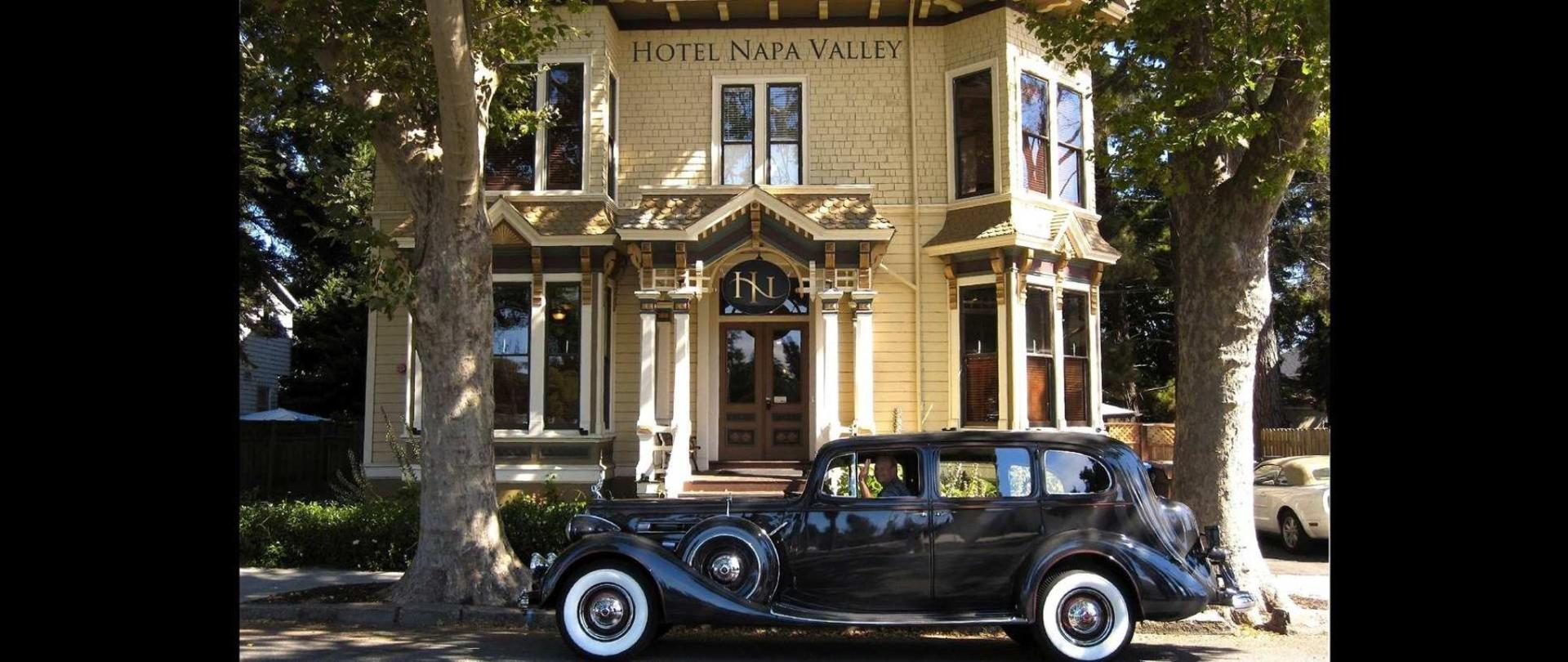 Napa Valley Hotels >> Hotel Napa Valley An Old World Inn Napa Ca United States