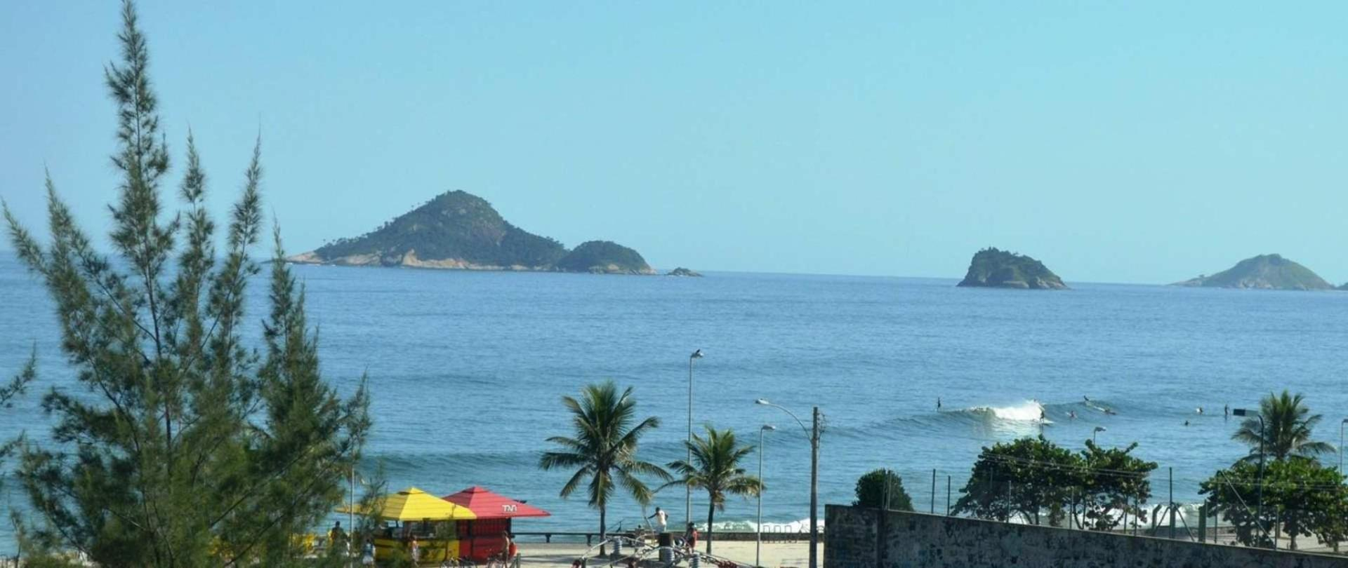 Praia do Pontal Apart Hotel