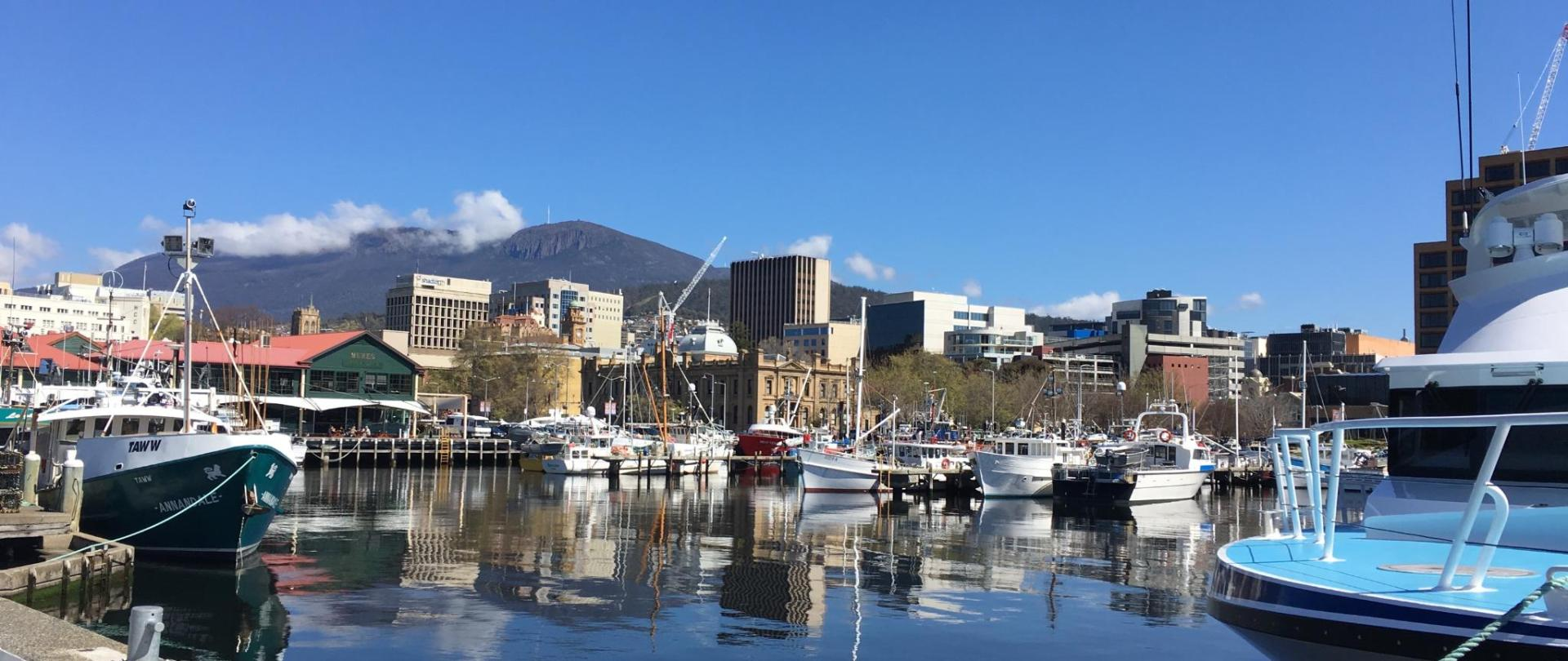 Guest Photo Hobart Waterfront