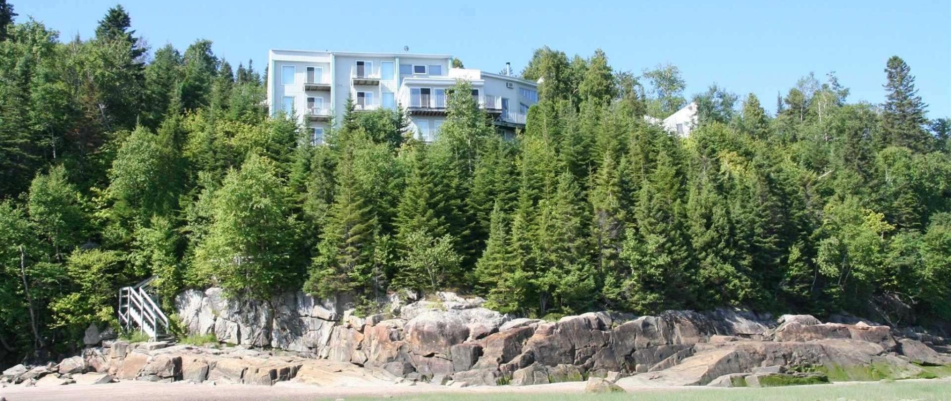 Inn del río Saguenay
