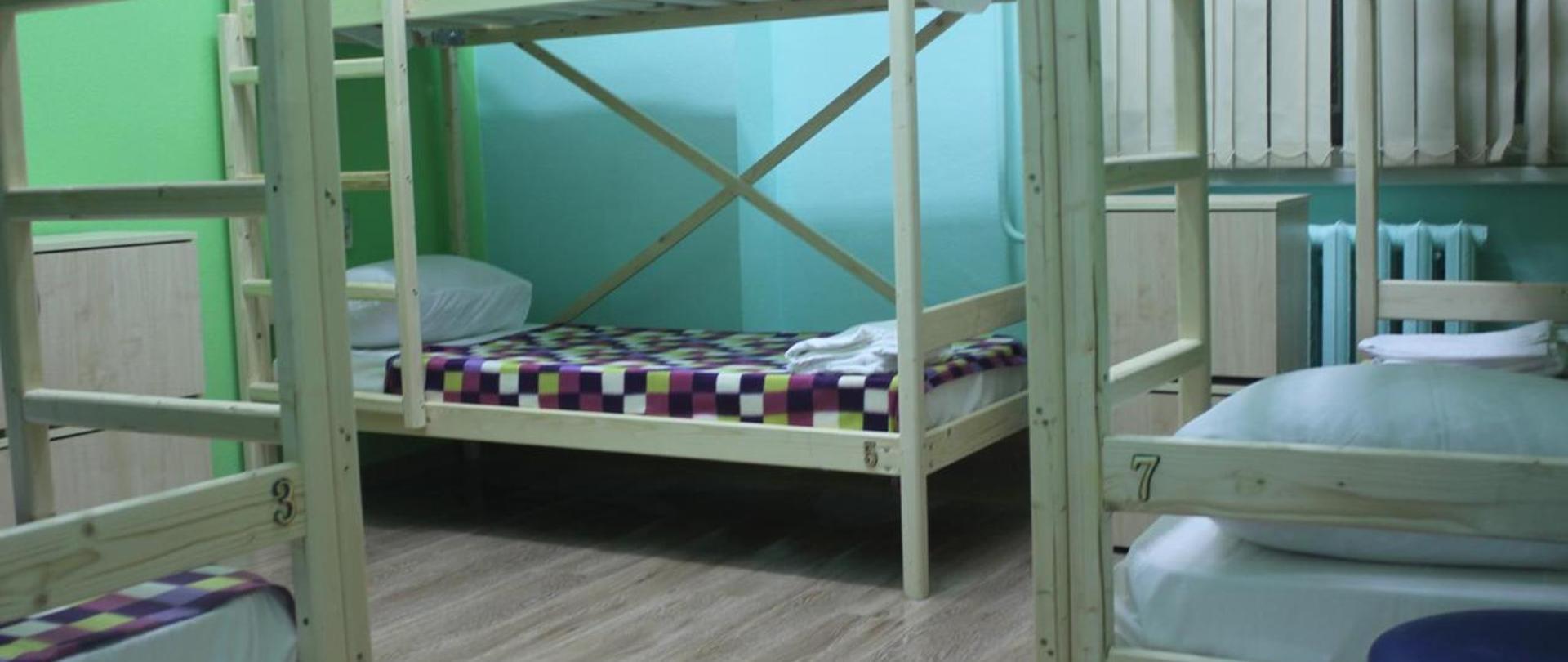 Хостел Sochi Stars в Адлере - спальное место в номере