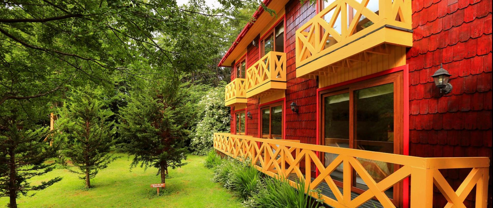 Hotel and Cabins Patagonia Green