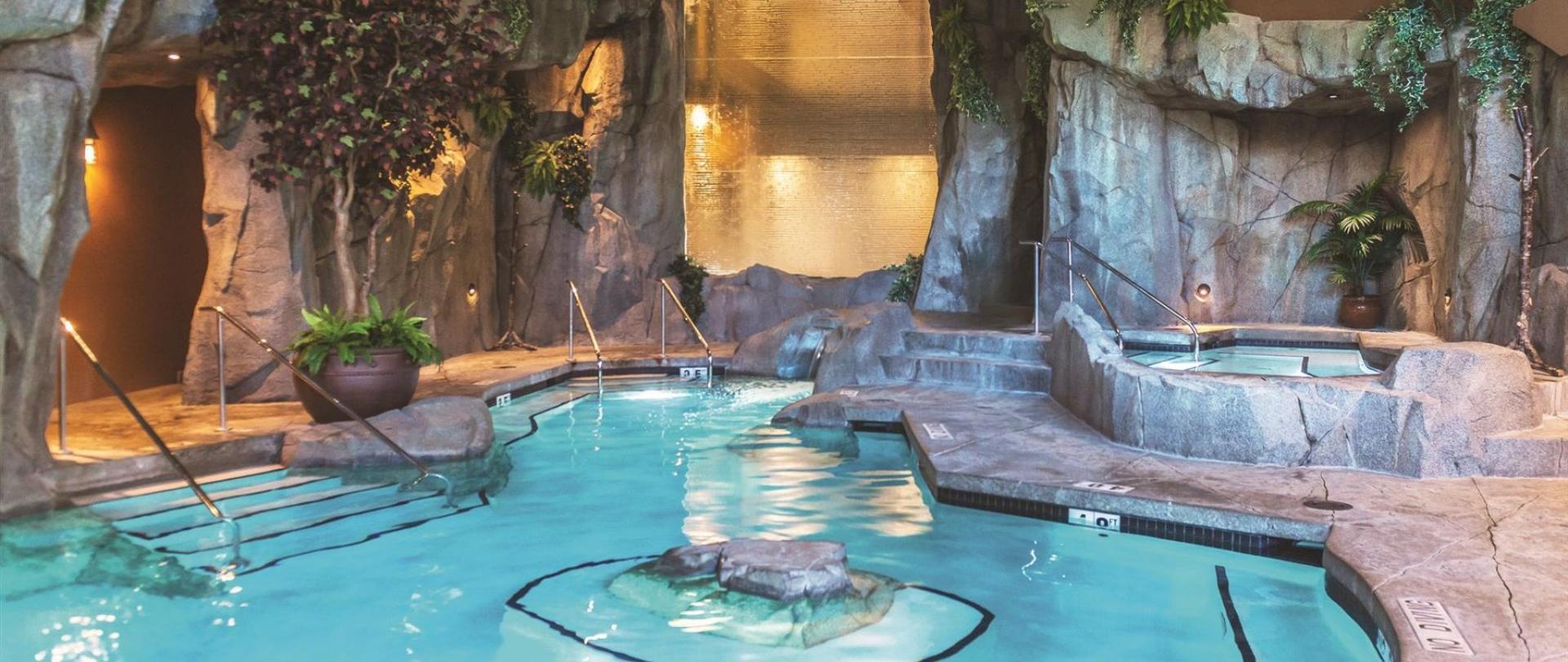 Tigh Na Mara Grotto Spa On Vancouver Island Bc Canada