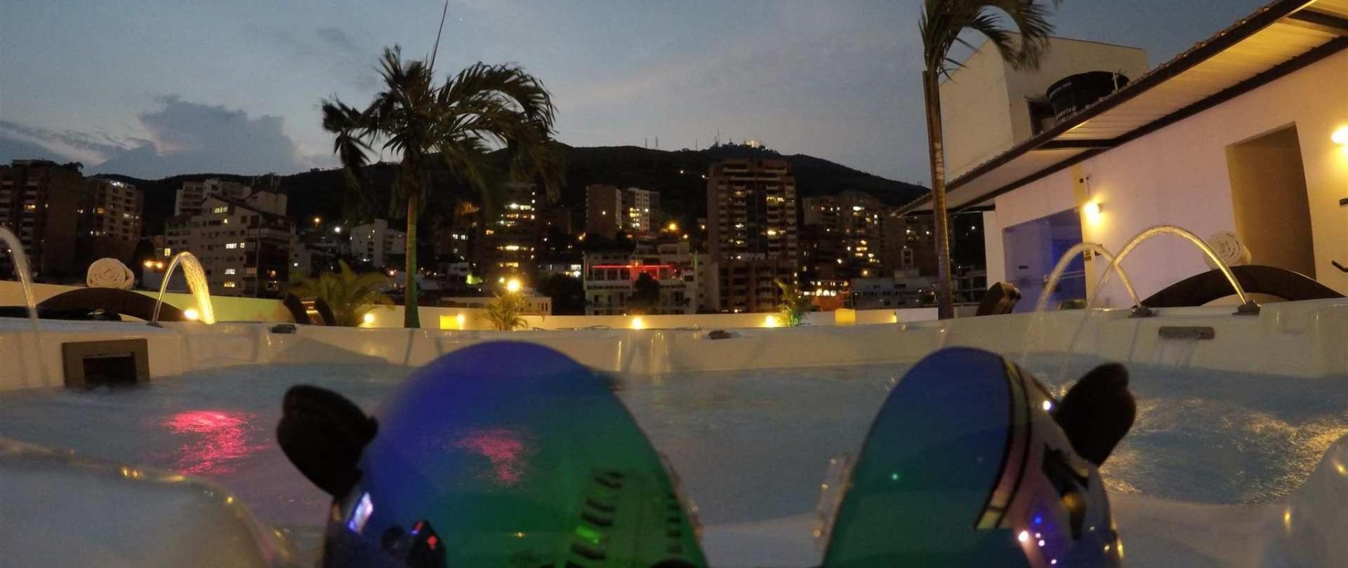 Hotel Aqua Granada