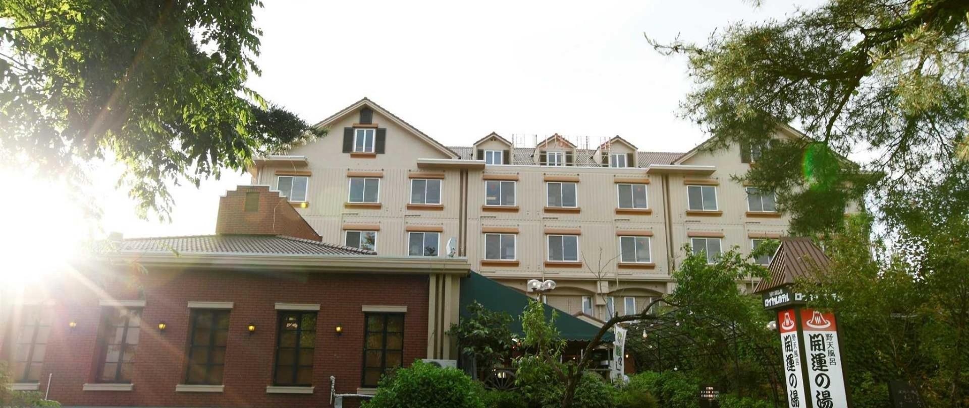 ロイヤルホテル河口湖