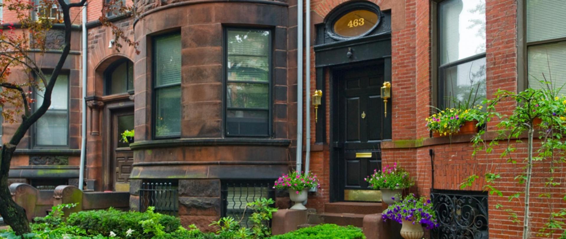 463 Beacon Street Guest House│Boston, MA