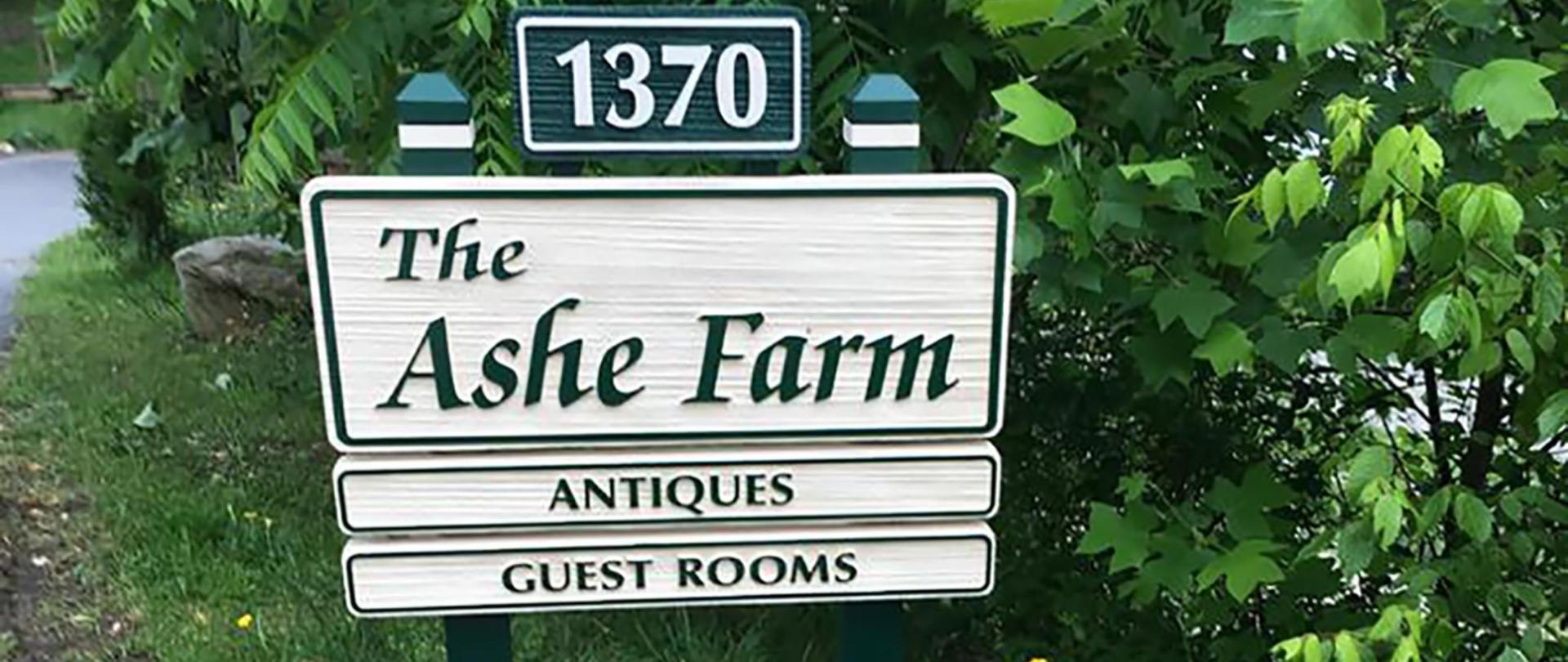 The Ashe Farm