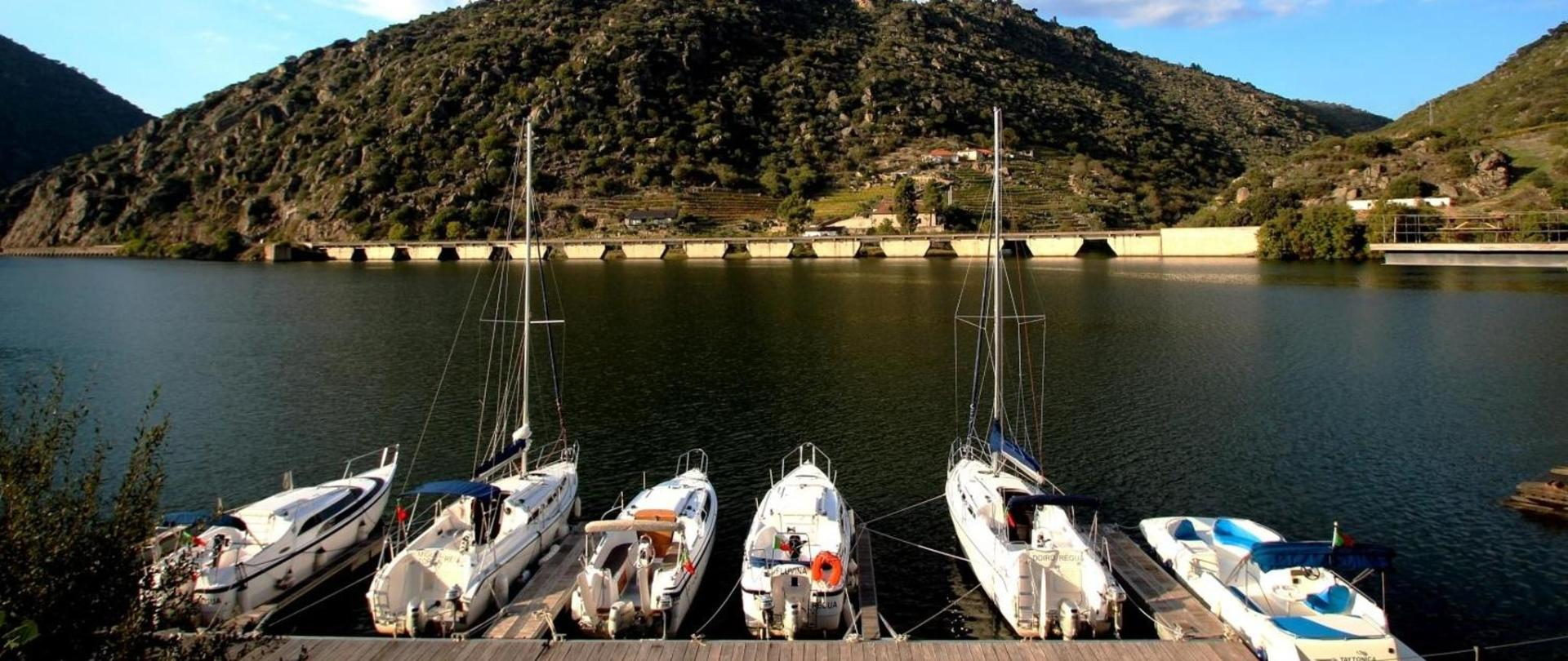 Douro Σκάφη & Σπίτια
