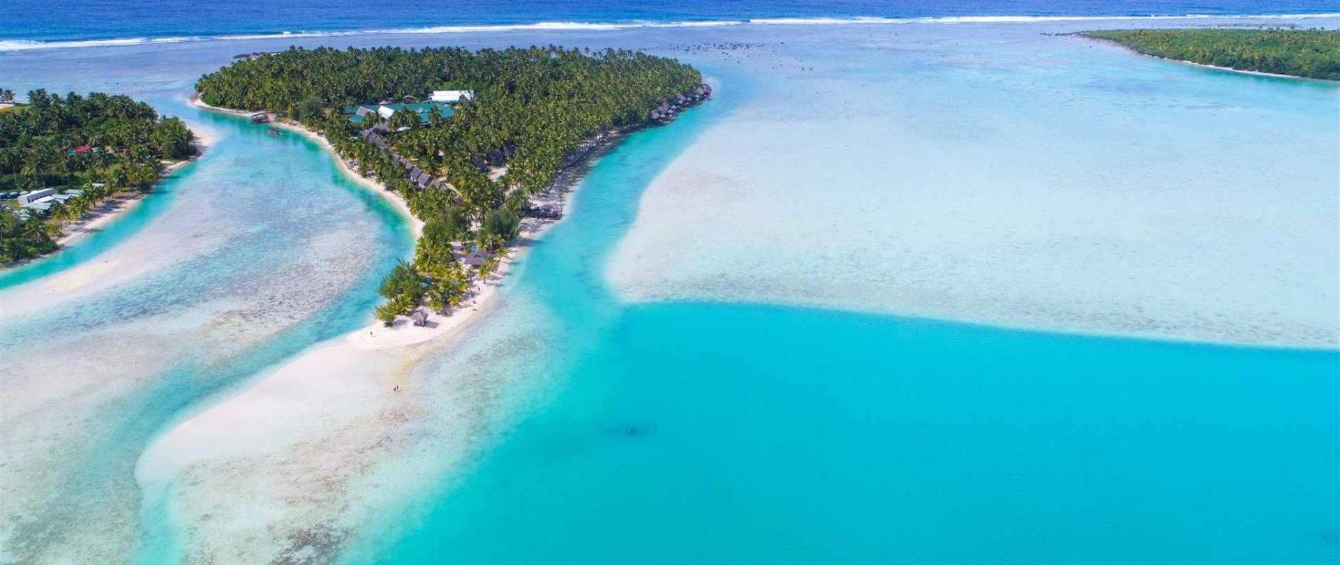 aitutaki private island resort - aitutaki lagoon - cook island