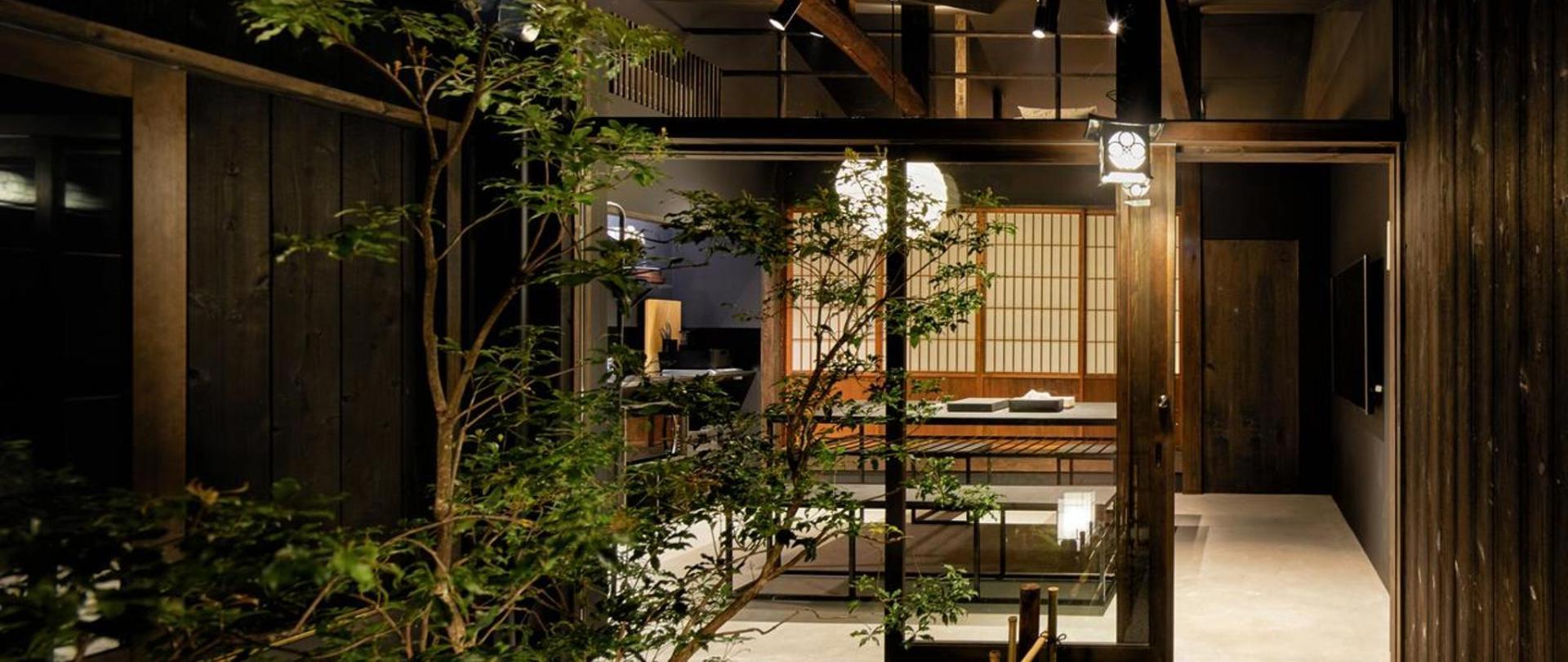Yadoru京都 和紙之宿