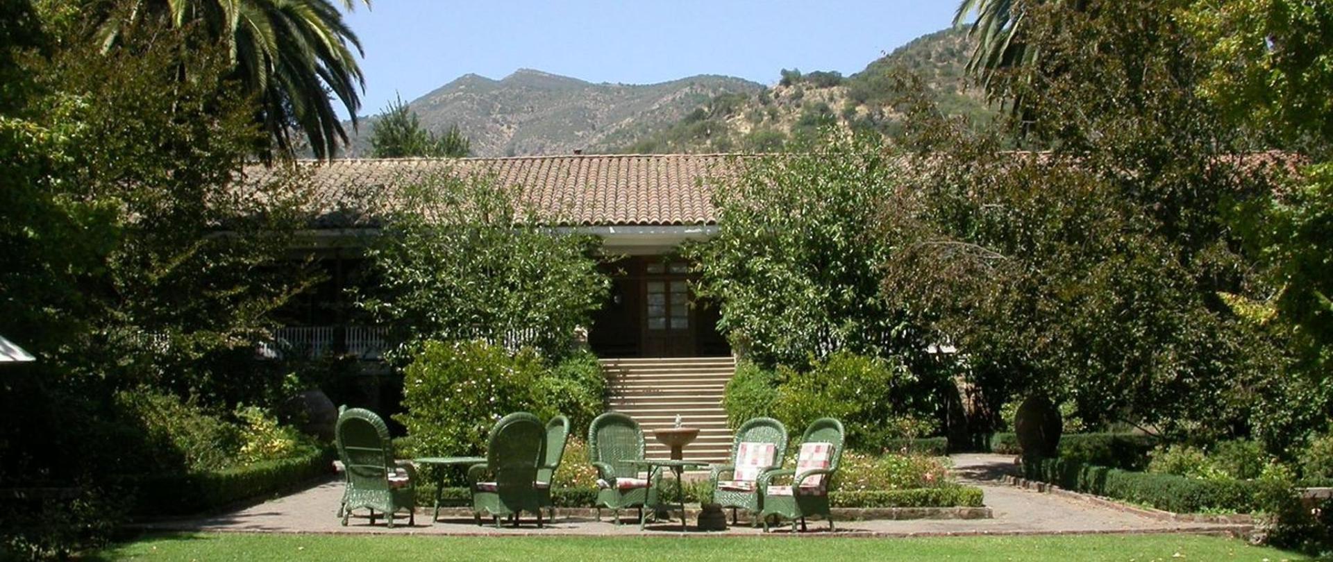 Haciendas En Chile