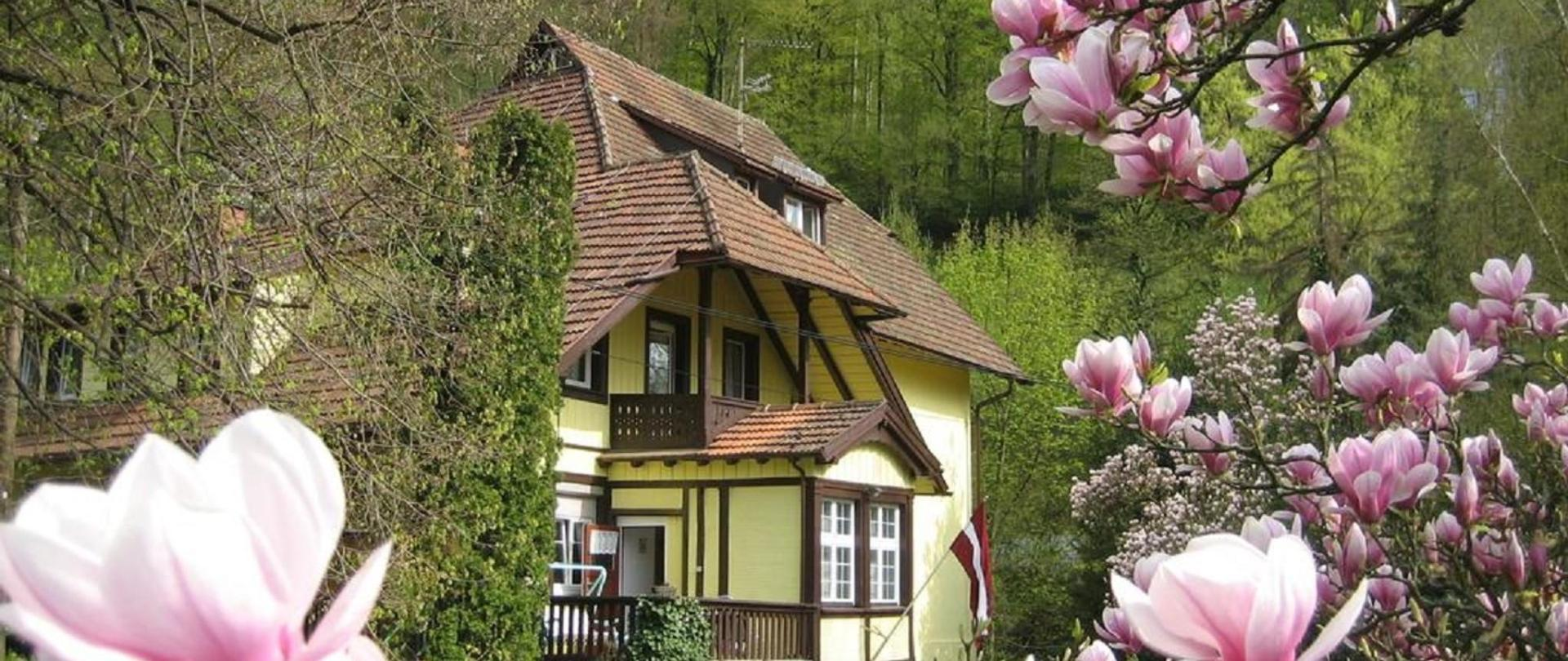 Latvian house