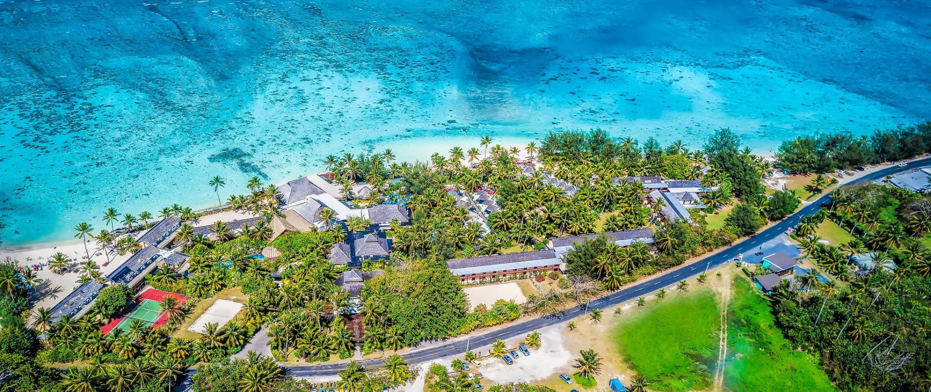 Das Rarotongan Beach Resort & Spa