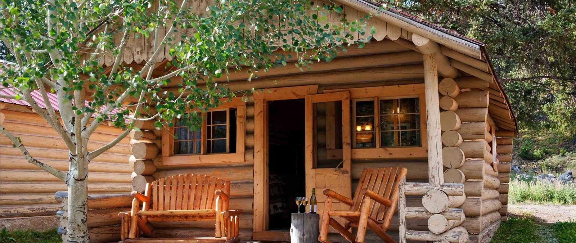 cabin sale rent yellowstone rentals near houses snowmobile in cabins activities montana mt west for