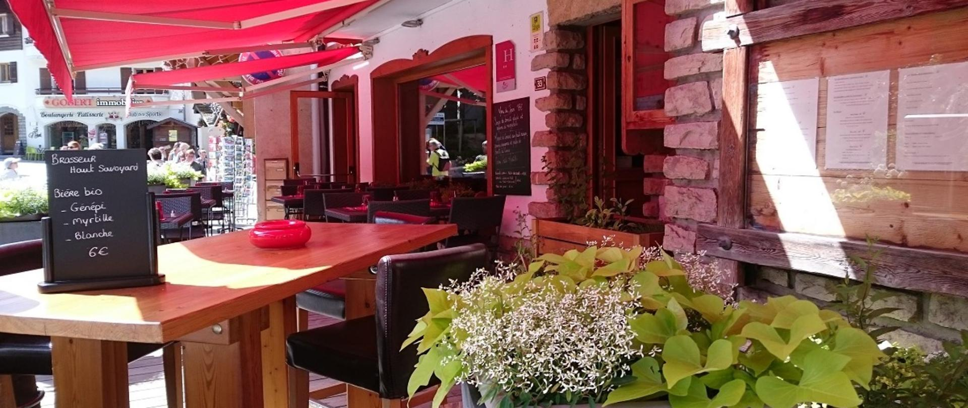 Logis Les Airelles Le Savoie Restaurant