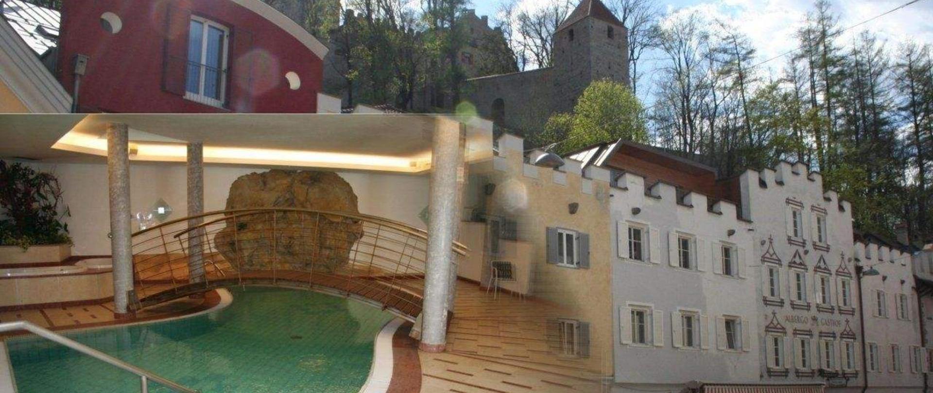 Hotel Krone Bruneck Italien