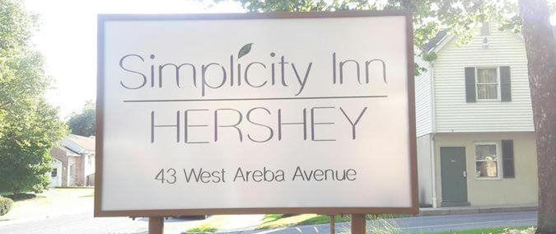 Simplicity Inn Hershey - Hershey - United States of America on map of hershey pa, map of hershey country club, map of breakers hotel, map of hotel bethlehem, map of milton hershey school, map of hershey park, map of hershey lodge lodge, map of the hershey lodge, map of downtown hershey, map of hershey city pennsylvania, map of hershey pennsylvania with cities,