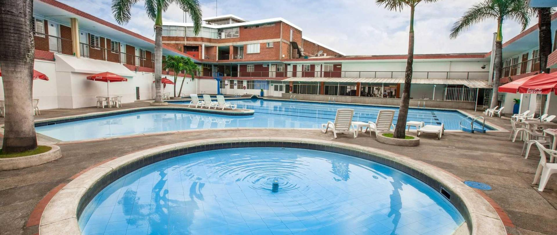 Hotel La Luna Cali Colombia