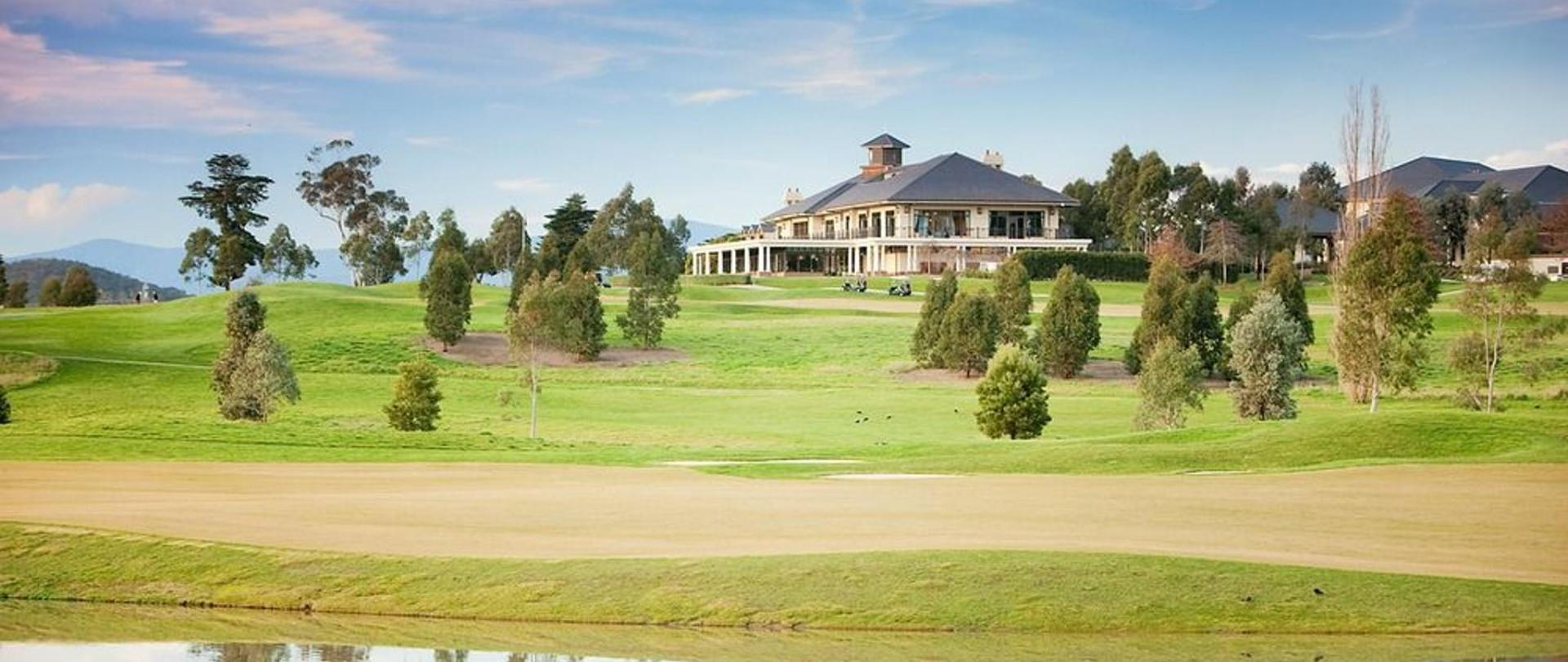 Yarra Valley Lodge Luxury Accommodation Wedding Conference Venue