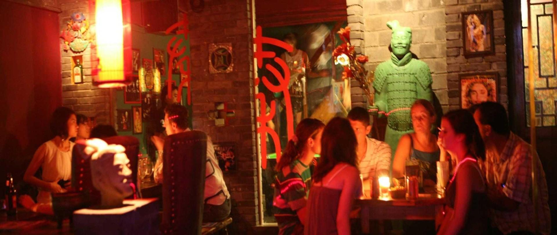 Onsite Park Qin Bar