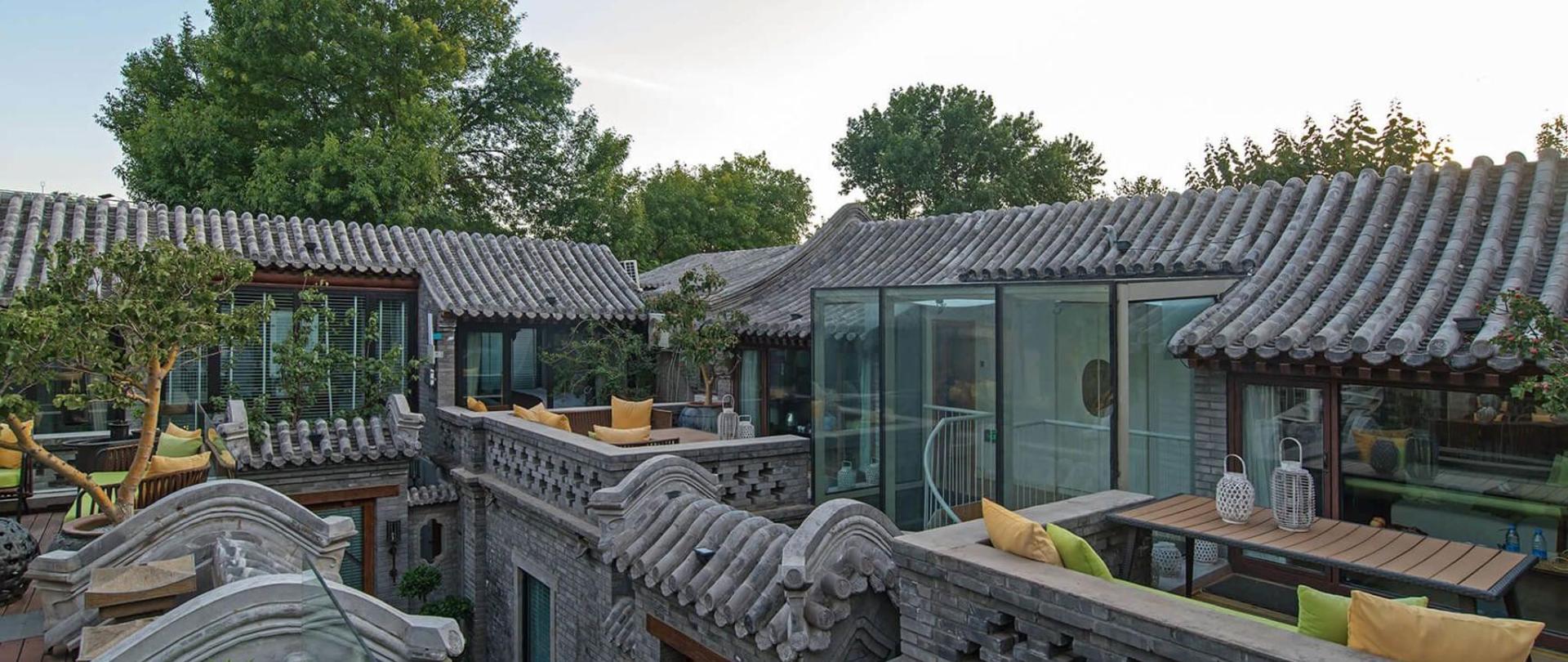 北京161酒店乐在南锣精品酒店