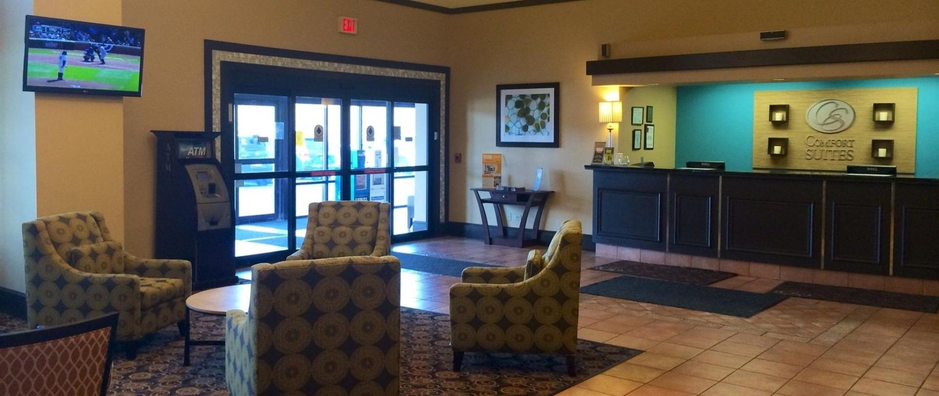 Comfort Suites O Hare Airport Schiller Park United States