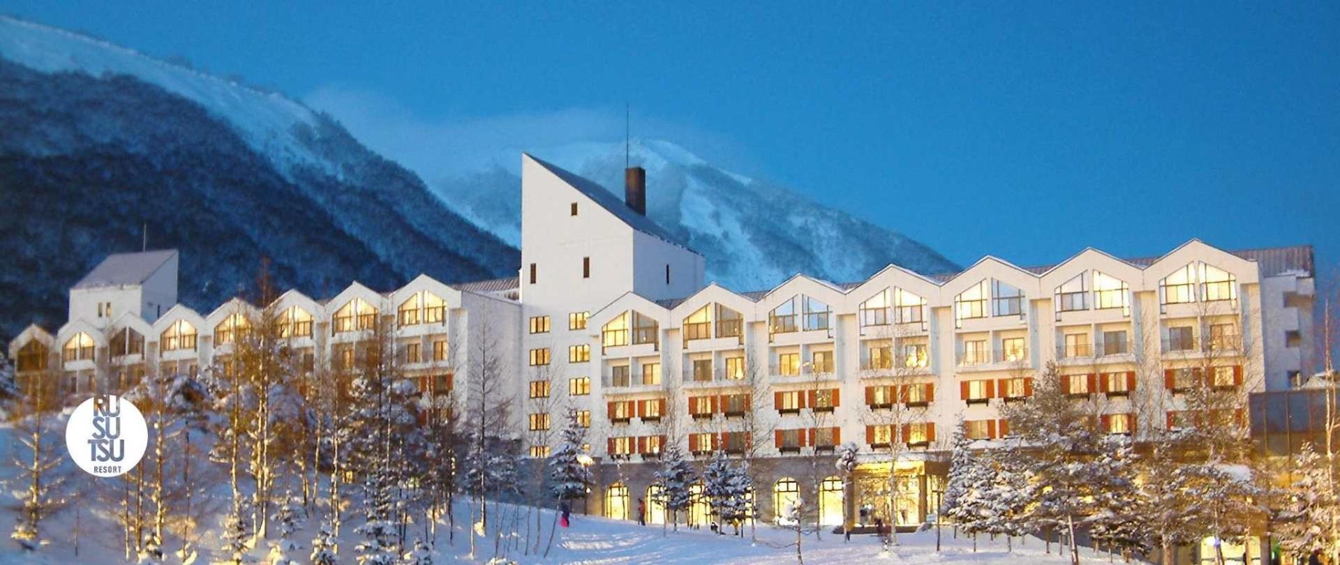 official website] rusutsu resort hotel & convention - rusutsu - japan