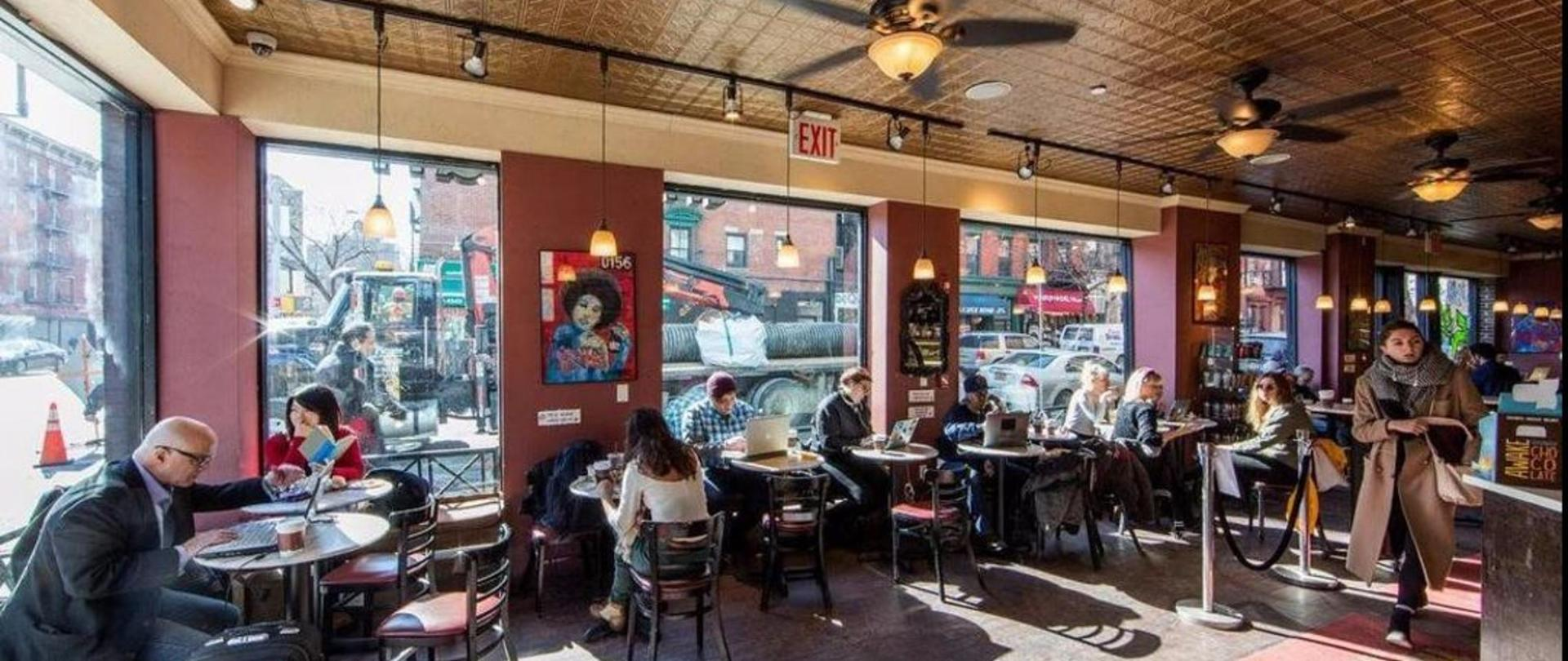EAST VILLAGE HOTEL NEW YORK - CAFE