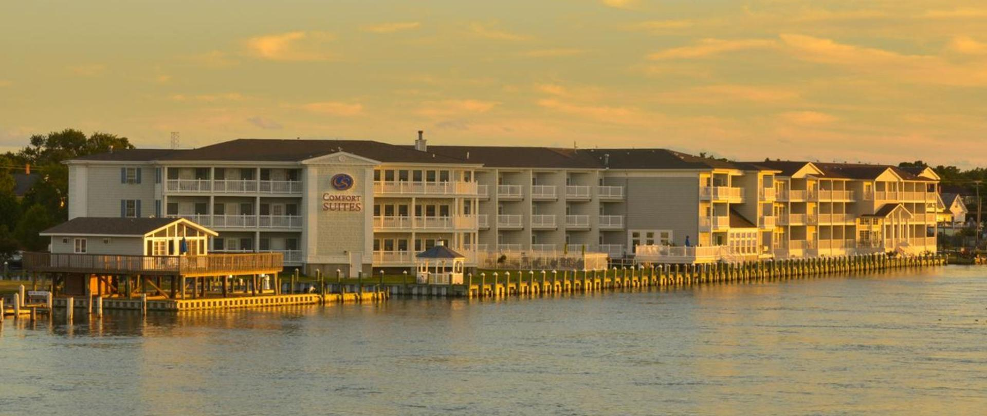 Comfort Suites Chincoteague Chincoteague Hotel Accommodations